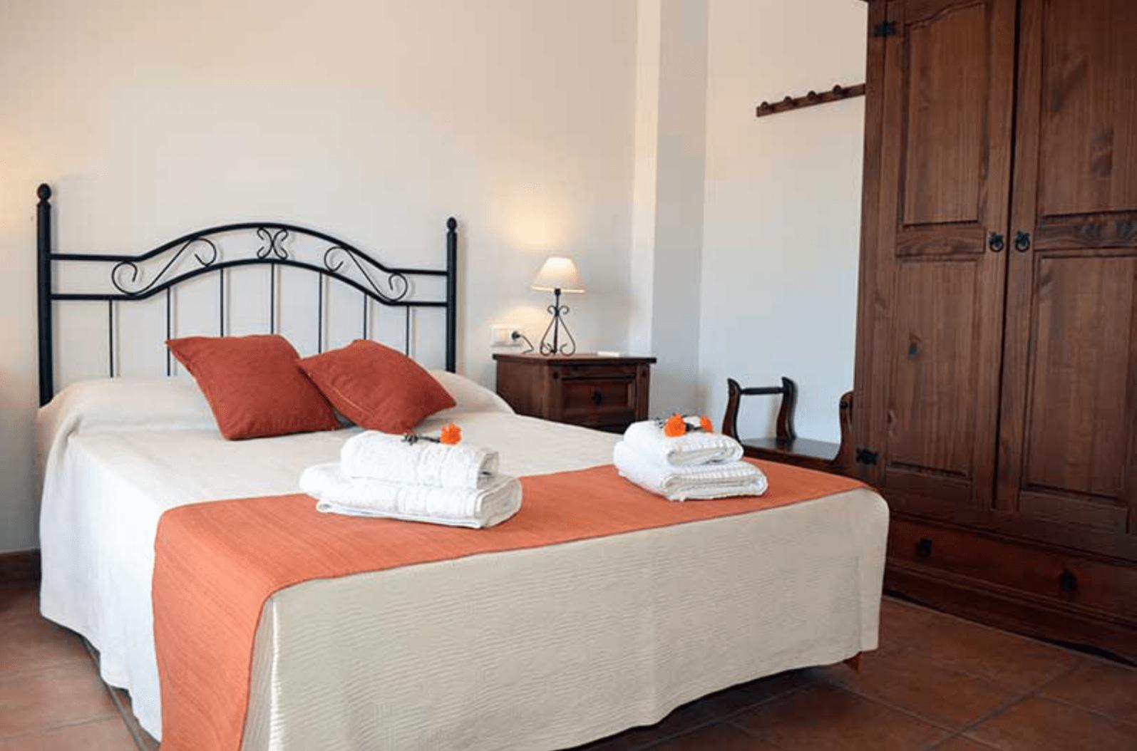 Hab. Matrimonio Casa Rural Mirador de los Tomillos