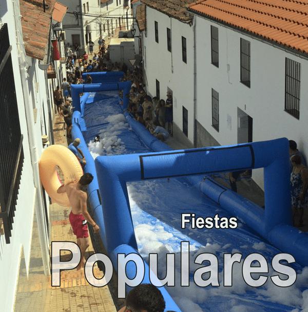 Fiestas Populares Azuel