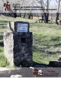 Ruta Fuente del Almirez - Ventillas C.R. Mirador de los Tomillos