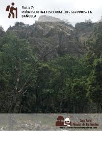 Ruta Peña Escrita - La Bañuela C.R. Mirador de los Tomillos