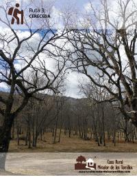Ruta la Cereceda - C.R. Mirador de los Tomillos