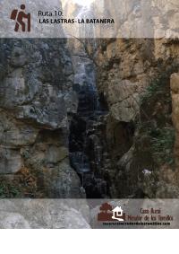 Ruta Las Lastras - La Batanera. C.R. Mirador de los Tomillos