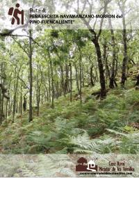 Ruta Peñaescrita - Navamanzano - C.R. Mirador de los Tomillos
